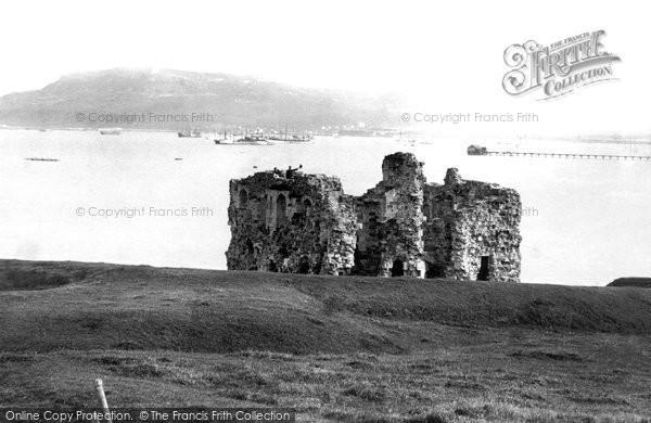 Photo of Weymouth, Sandsfoot Castle 1894