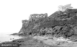 Sandsfoot Castle 1898, Weymouth