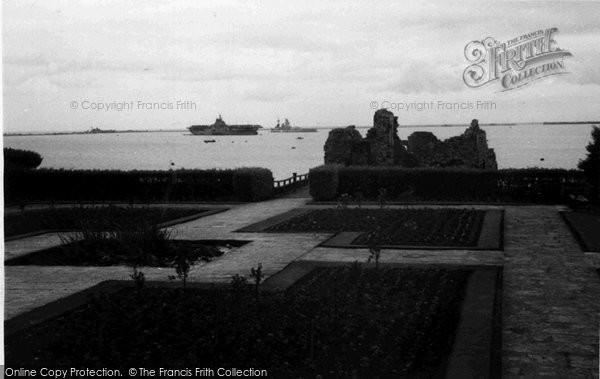 Photo of Weymouth, Sandsfoot Castle c.1955