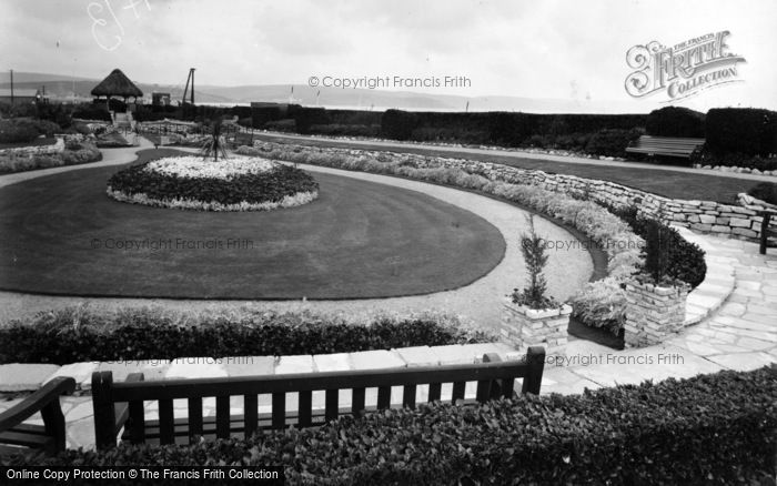 Photo of Weymouth, Sluish Gardens c.1950