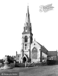Weymouth, St John's Church c.1875