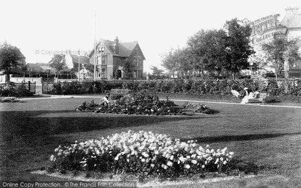 Photo of Weymouth, St John's Gardens 1904