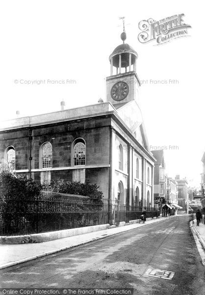 Photo of Weymouth, St Mary's Church 1904