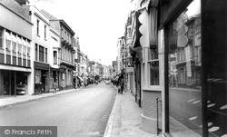St Thomas Street c.1965, Weymouth