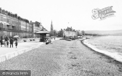 Weymouth, The Beach 1890