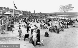 The Beach c.1955, Weymouth
