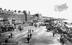 The Esplanade 1899, Weymouth