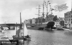 The Harbour 1904, Weymouth