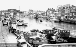 The Harbour 1965, Weymouth