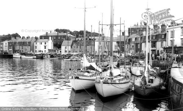 Photo of Weymouth, the Harbour c1965