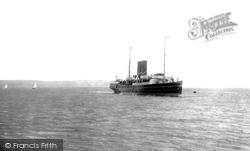 The Jersey Boat 1898, Weymouth