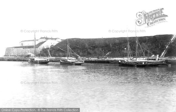 Photo of Weymouth, The Nothe 1898