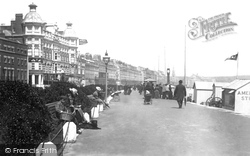 The Parade 1898, Weymouth