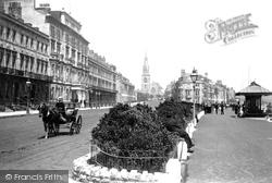 Weymouth, The Parade 1898