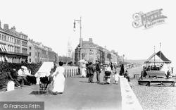 The Parade 1904, Weymouth