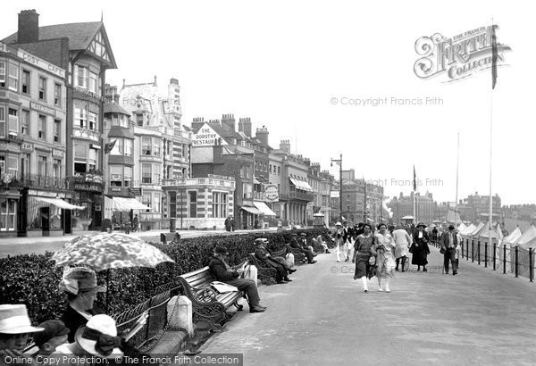Photo of Weymouth, The Parade 1923