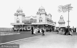 The Pavilion 1909, Weymouth