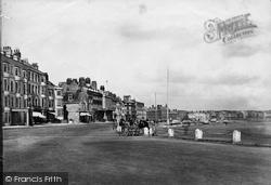 Weymouth, The Promenade c.1875
