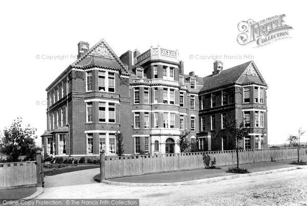 Photo of Weymouth, The Sanatorium 1904