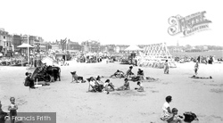 The Sands c.1955, Weymouth