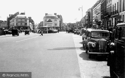 Town Centre c.1955, Weymouth