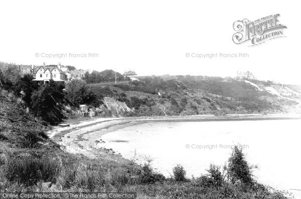 Photo of Weymouth, View From Sandsfoot Castle 1904