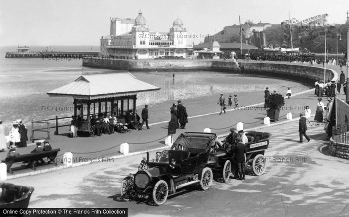 Photo of Weymouth, Vintage Cars 1909