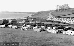 Waterside Camp, Bowleaze Cove c.1955, Weymouth