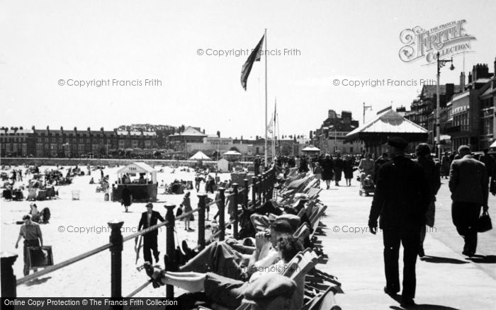 Photo of Weymouth, West End c.1955