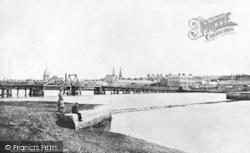 Weymouth, Westham Bridge c.1877