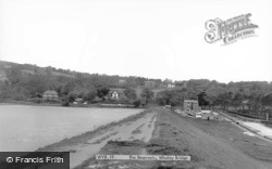 The Reservoir c.1960, Whaley Bridge