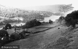 The Toddbrook Reservoir c.1955, Whaley Bridge