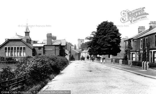 Photo of Whalley, Accrington Road 1901