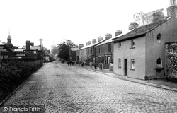 Accrington Road 1914, Whalley