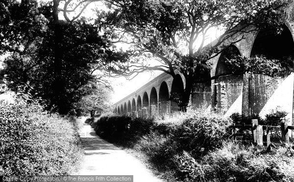 Photo of Whalley, Broad Lane 1906