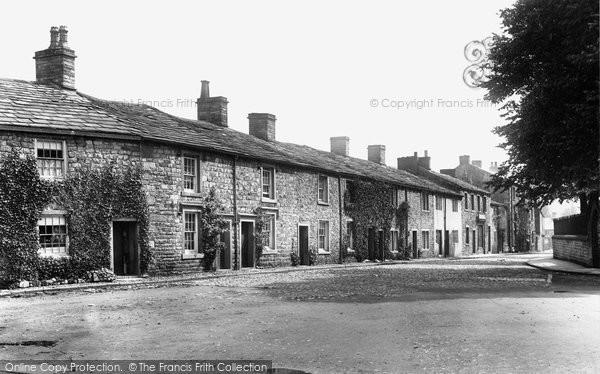 Photo of Whalley, Church Lane 1906