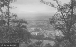 Whalley, From The Nab 1921