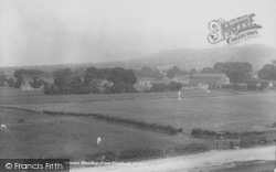 Whalley, From The Viaduct 1901