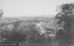 Whalley, General View 1895