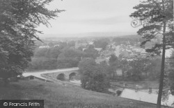 Whalley, General View 1921
