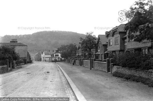 Photo of Whalley, King Street 1899