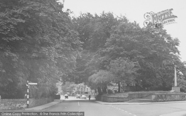 Photo of Whalley, King Street c.1955
