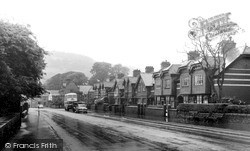 King Street c.1960, Whalley