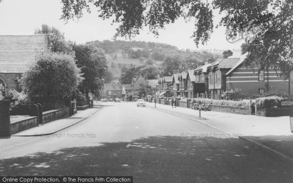 Photo of Whalley, King Street c.1960