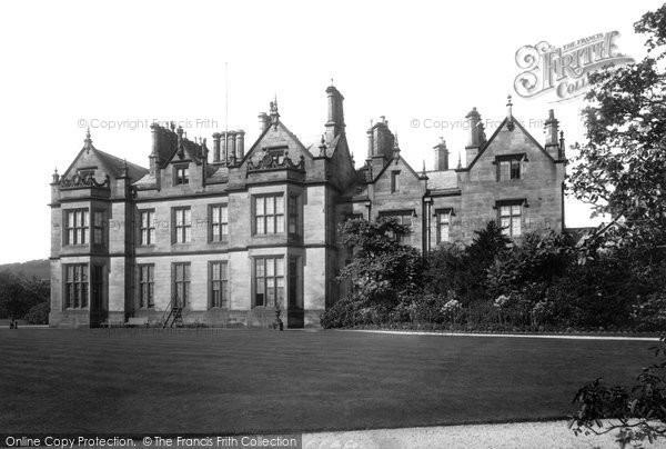 Photo of Whalley, Moreton Hall 1897