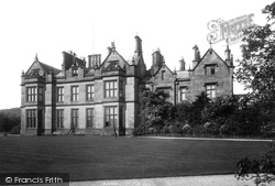 Moreton Hall 1897, Whalley