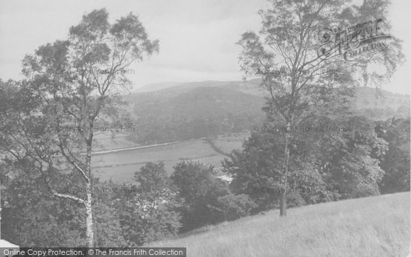 Photo of Whalley, Showing Wiswell Moor 1921