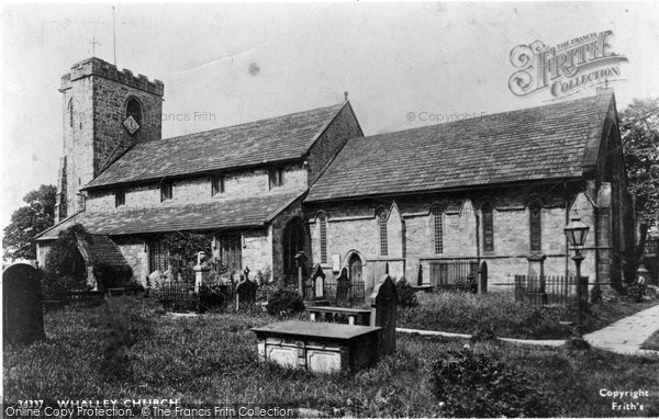 Photo of Whalley, St Mary's And All Saints Church 1894