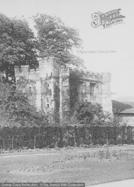 Photo of Whalley, The Abbey 1895