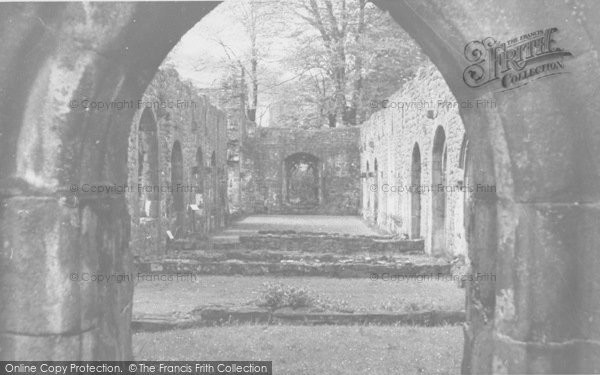 Photo of Whalley, The Abbey, Cloister Buildings c.1960
